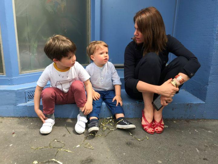 #12 JOURNÉE D'UNE FAMILLECONFINÉE